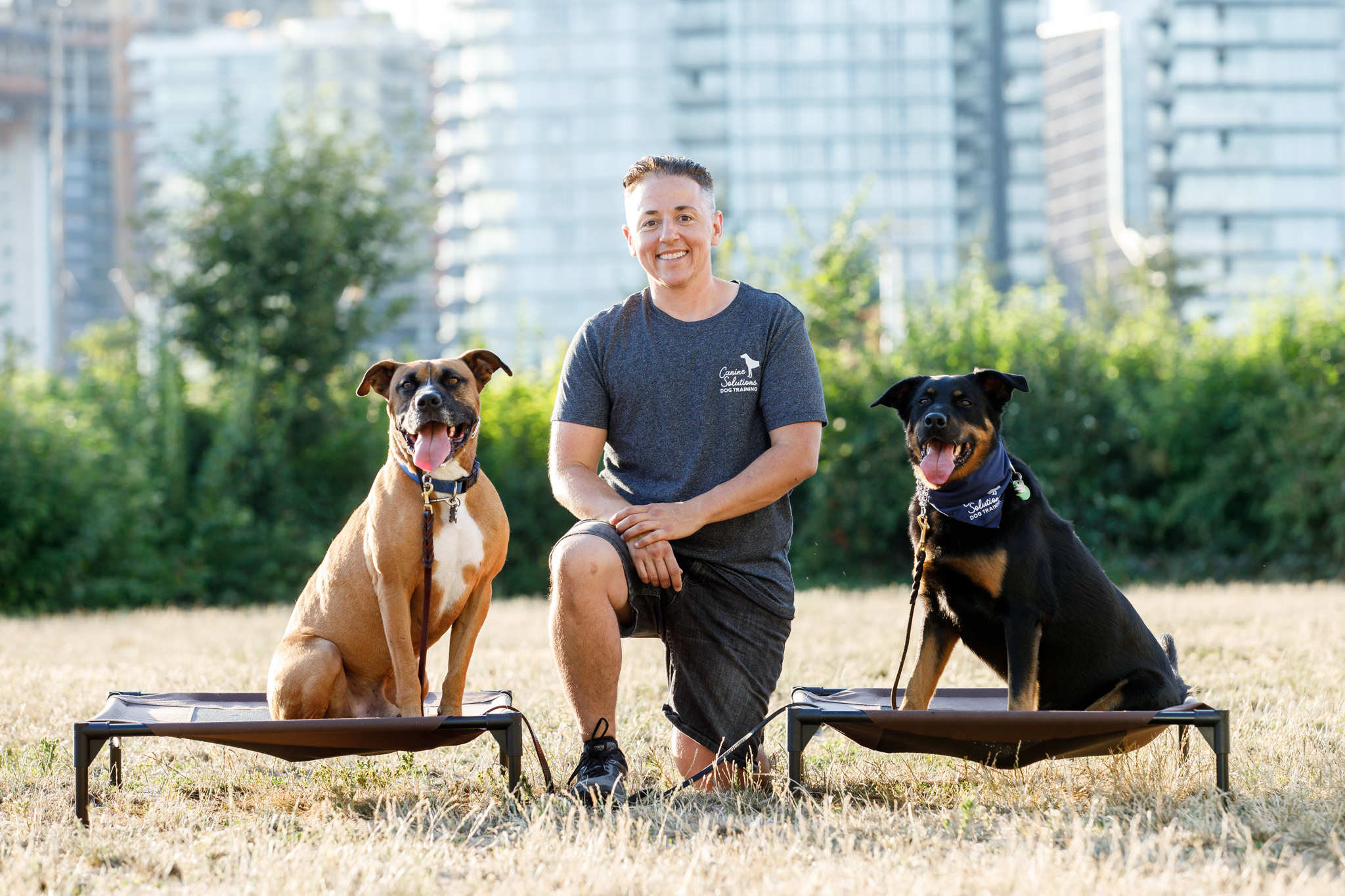 Obedience Dog & Puppy Training East Vancouver BC | Canine